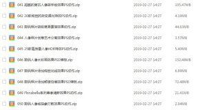 PS动作合集(41-50)篇